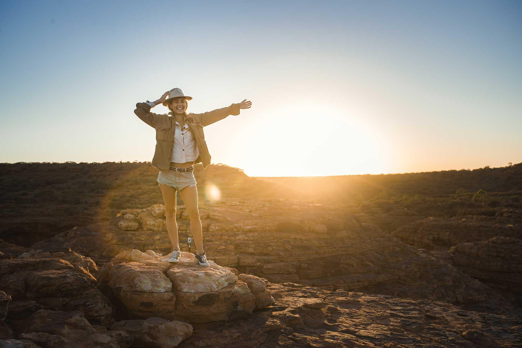 7 reasons why a NT holiday will leave you in a better state of mind.