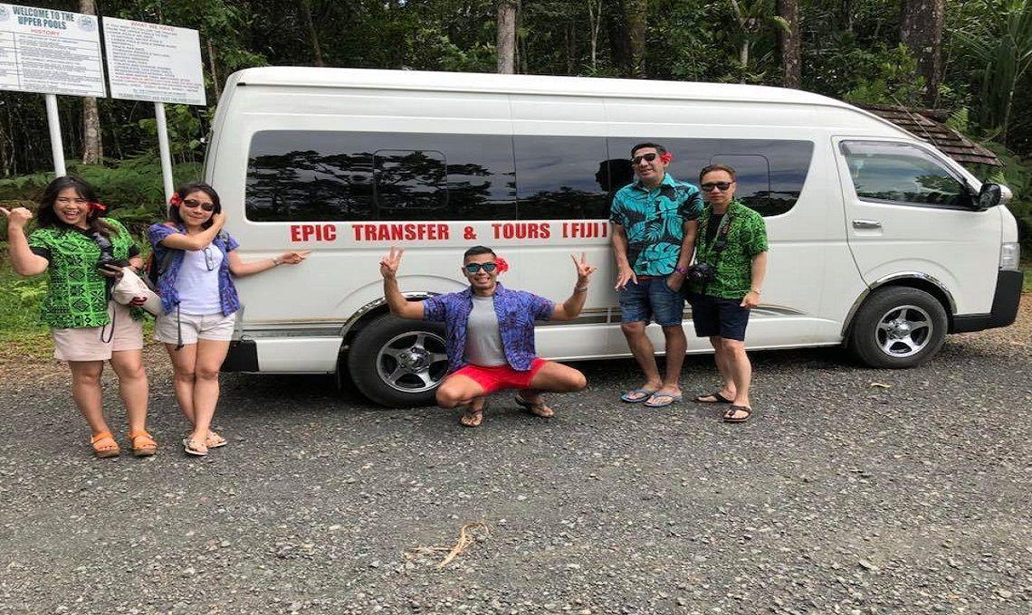 Epic Transfers & Tours Fiji