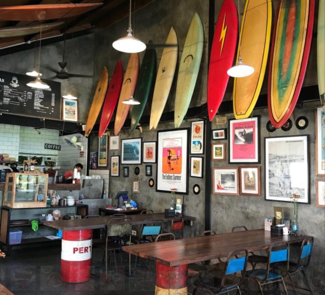 Canteen Cafe Canggu