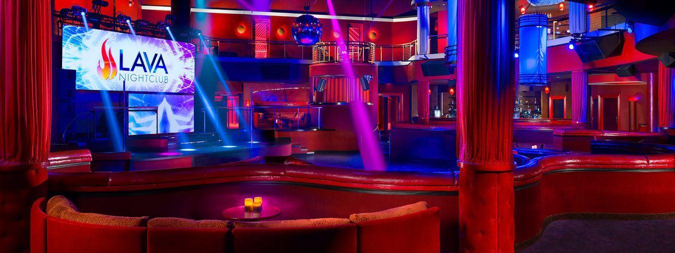 The Lava Bar