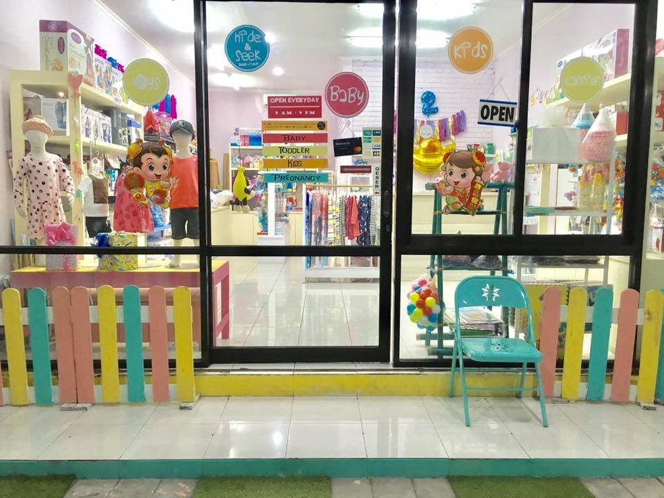 Hide & Seek Babyshop
