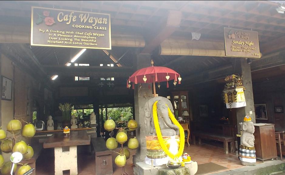 Cafe Wayan