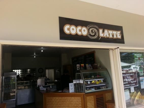 Coco Latte