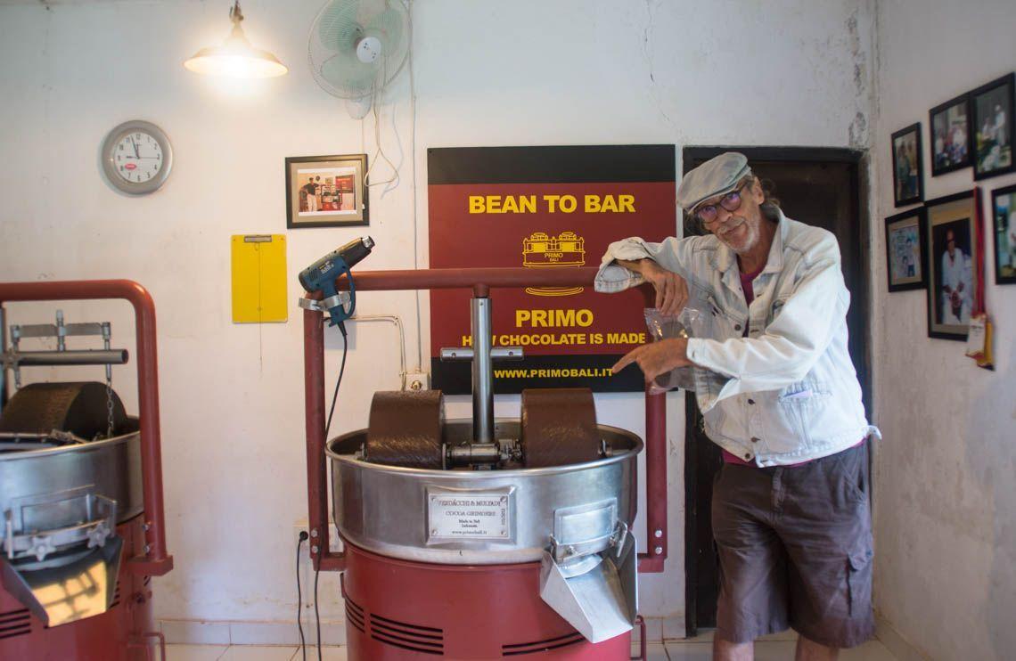 Primo Chocolate Factory