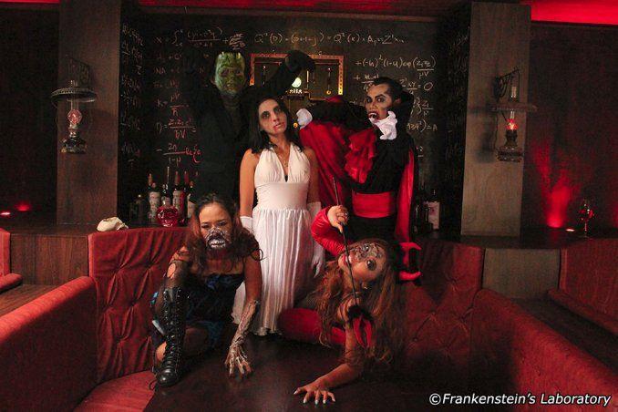 Frankensteins Laboratory