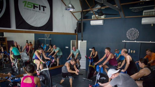 15Fit Fitness Training Studio