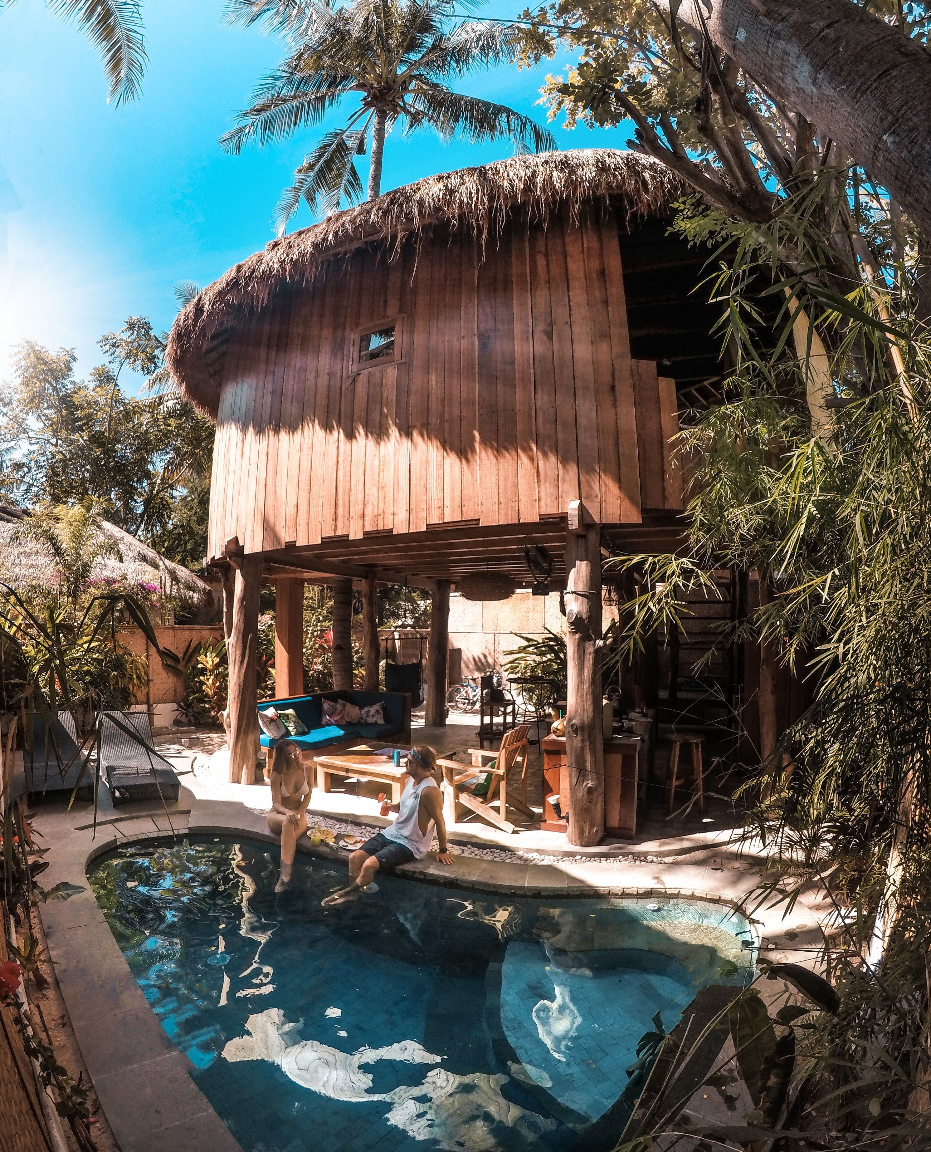 Gili Tree Houses