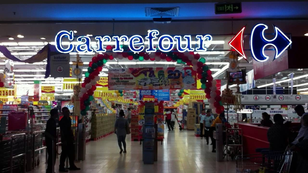 Carrefour Sunset Road