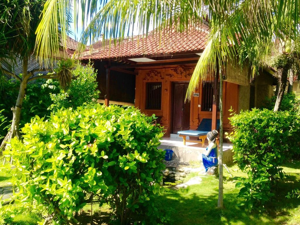 Three Brothers Bungalows Bu Kadek