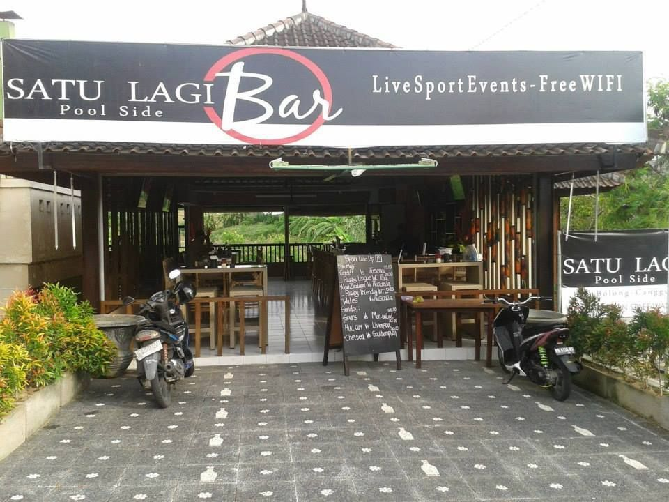 Satu Lagi Pool Side Bar