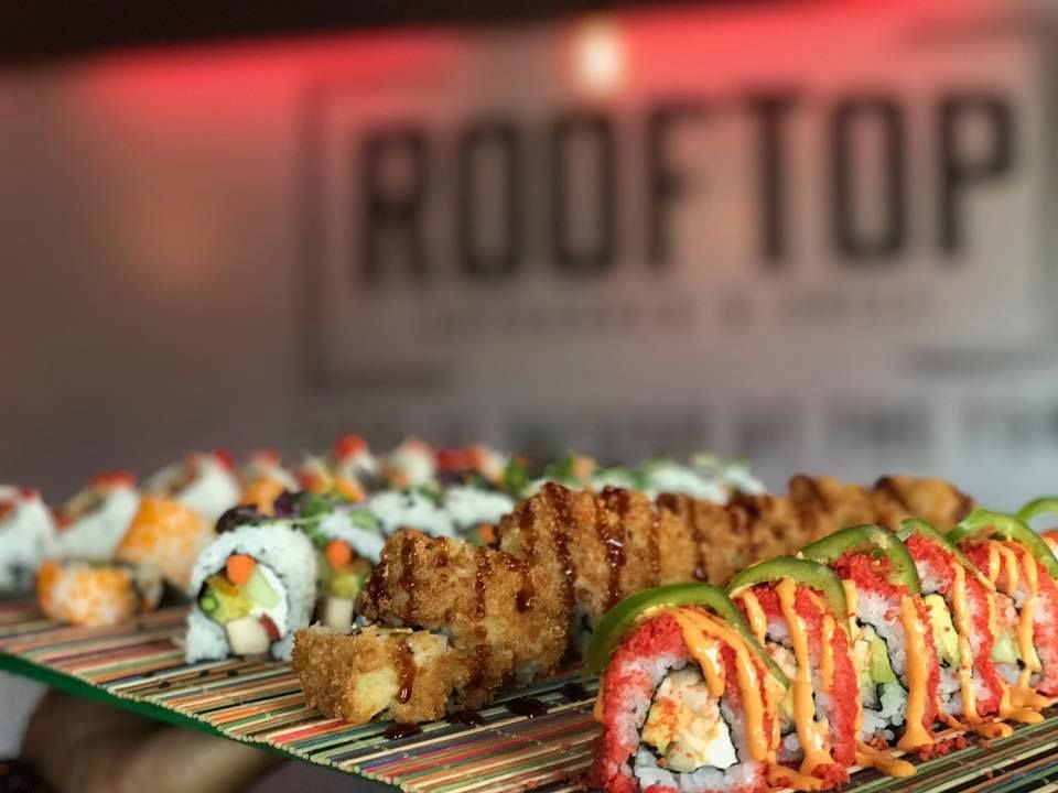 Sky Garden Roof Top Bar