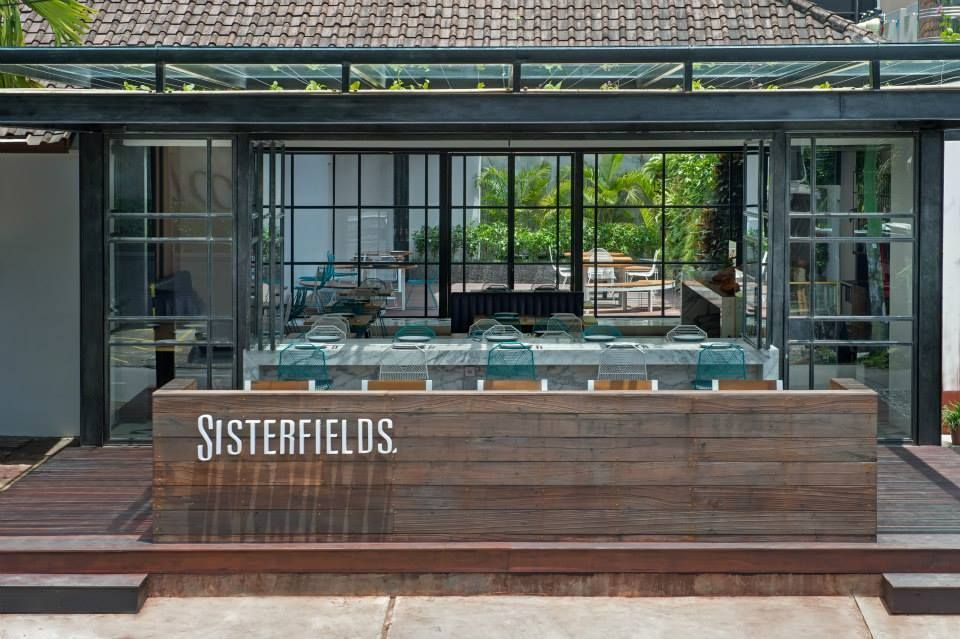 Sisterfields Cafe