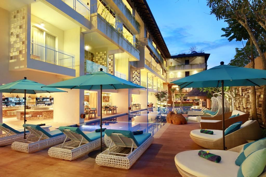 Jimbaran Bay Beach Resort