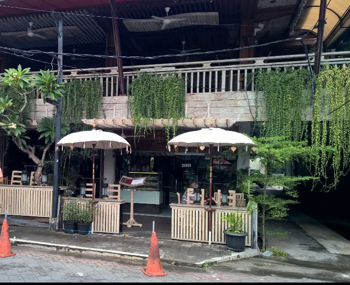 Bella Vista Legian Coffee Shop & Juice Bar