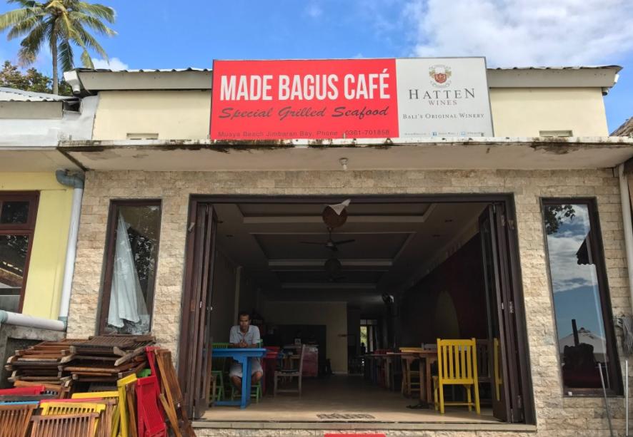 Made Bagus Cafe Jimbaran