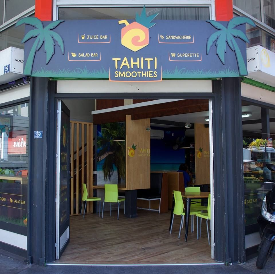 Tahiti Smoothies