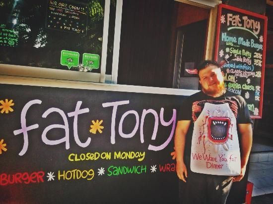 Fat Tony's Takeaway