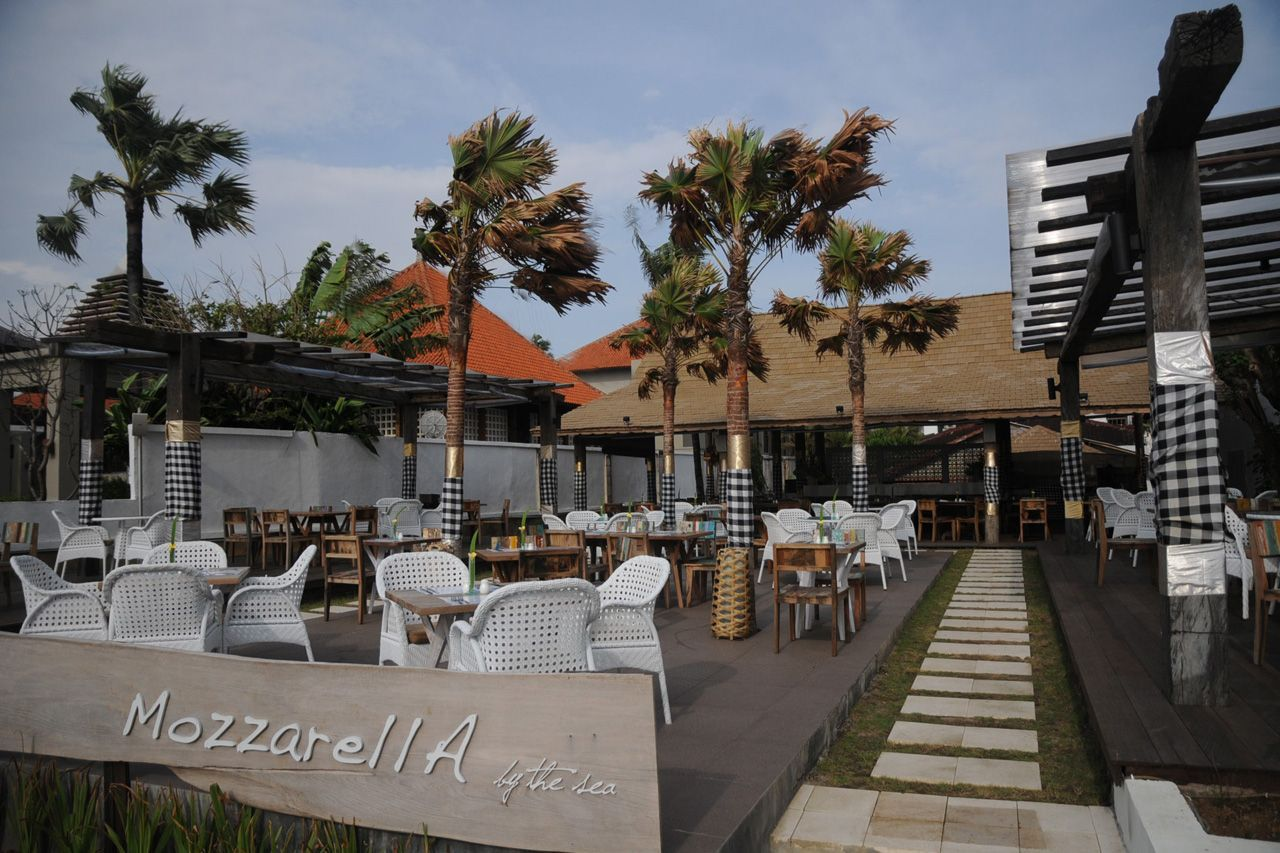 Mozzarella By The Sea at The Bandha Hotel & Suites