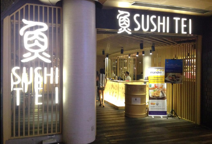 Sushi Tei Beach Walk