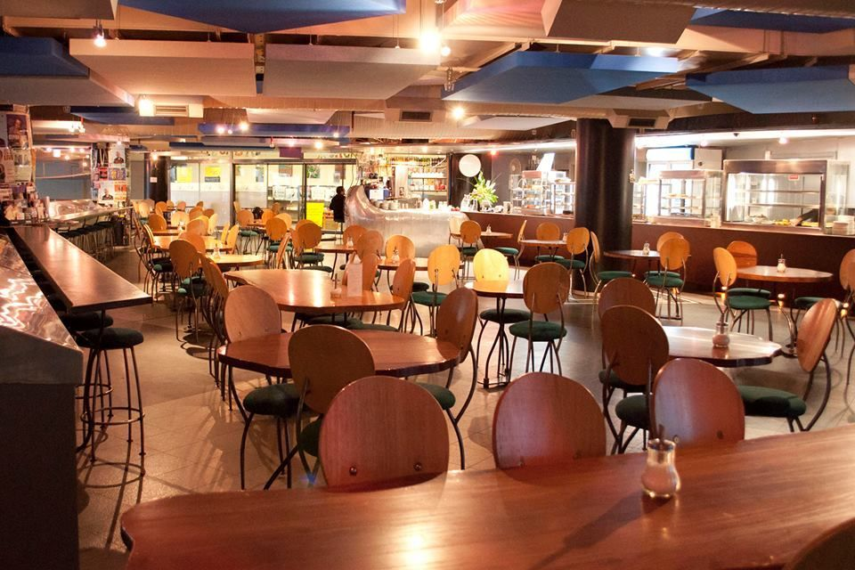 Clarks Cafe