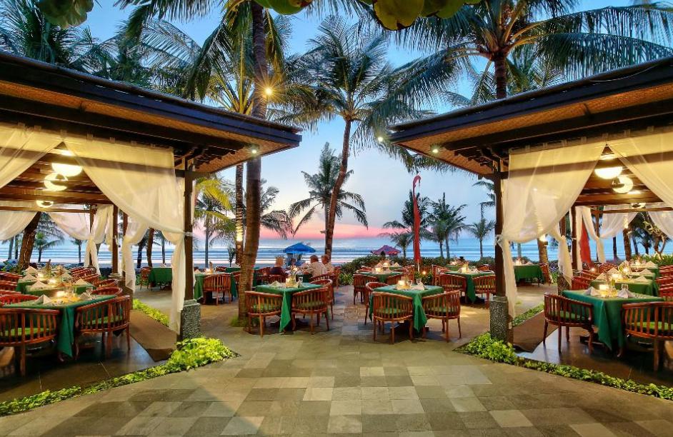 Lais Restaurant at Legian Beach Hotel
